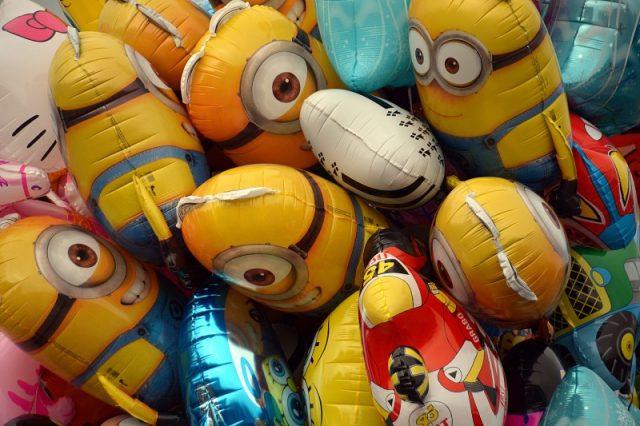 Folieballoner til fest